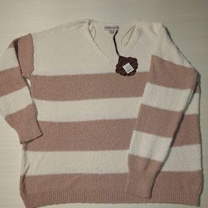 Knox Rose Stripe Sweater